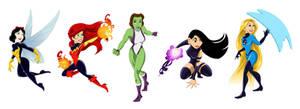 Disney/Marvel Mashup 2