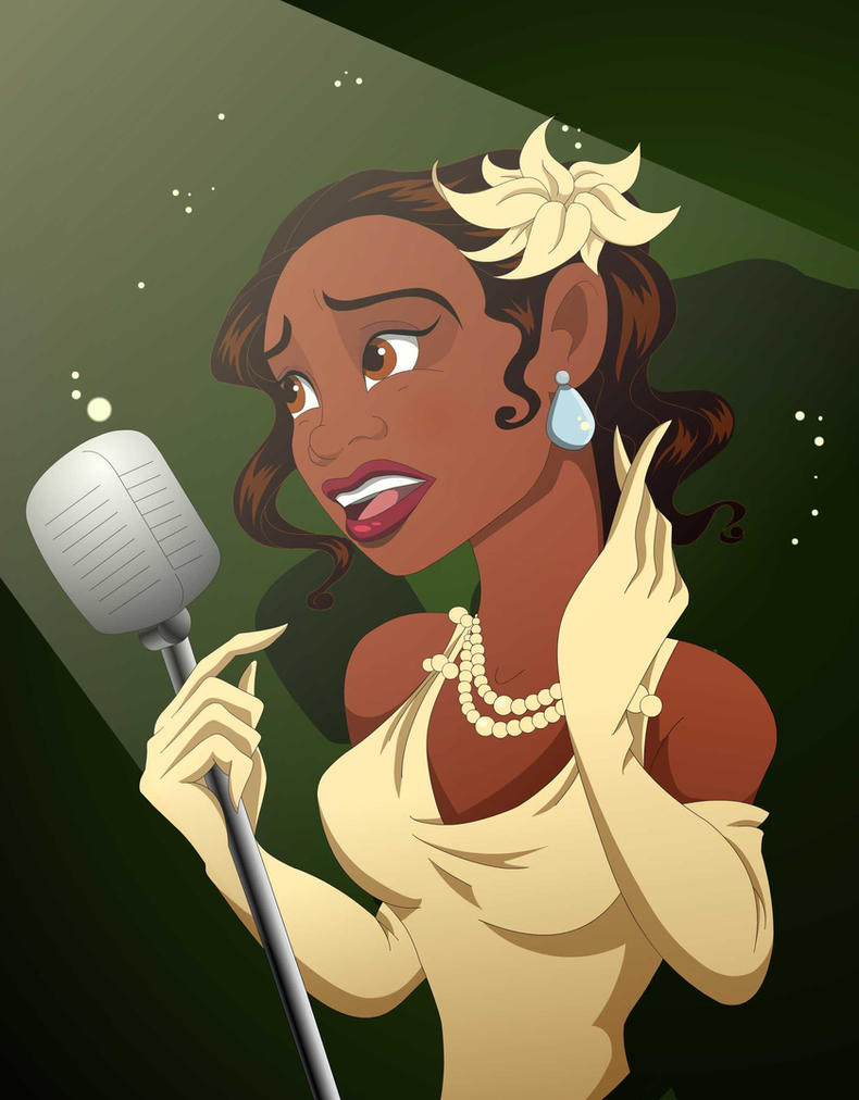 Princess Tiana Holiday by racookie3