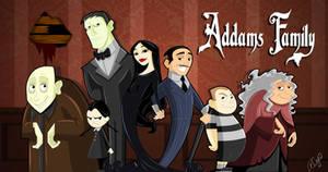 Addams Family Animated