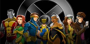 X-Men Line Up
