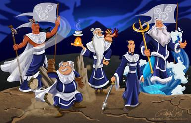Disney Order of the White Lotus