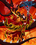 Fire Lord Maleficent
