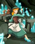 Earthbender, Cinderella
