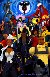 Super Heroes of Color