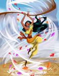 Airbender Pocahontas 02