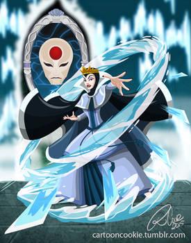 Evil Queen, Bloodbender