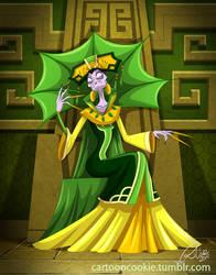 Earth Queen Yzma