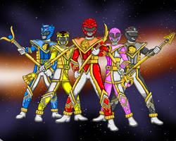 Astral Soldiers: Gaurdian Mode by racookie3
