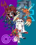 Joe and Izzy's Digimon
