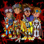 Digidestined of Flame