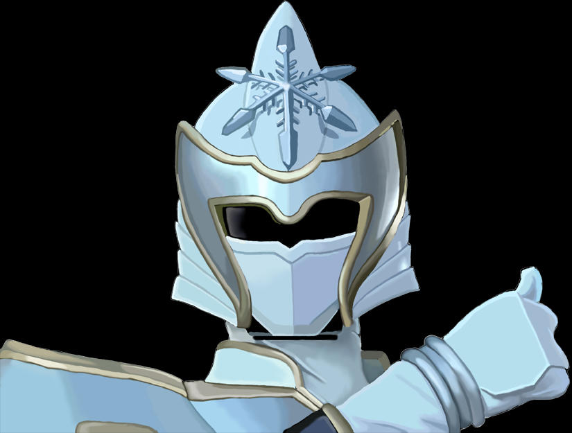 White Mystic Ranger by racookie3White Mystic Ranger
