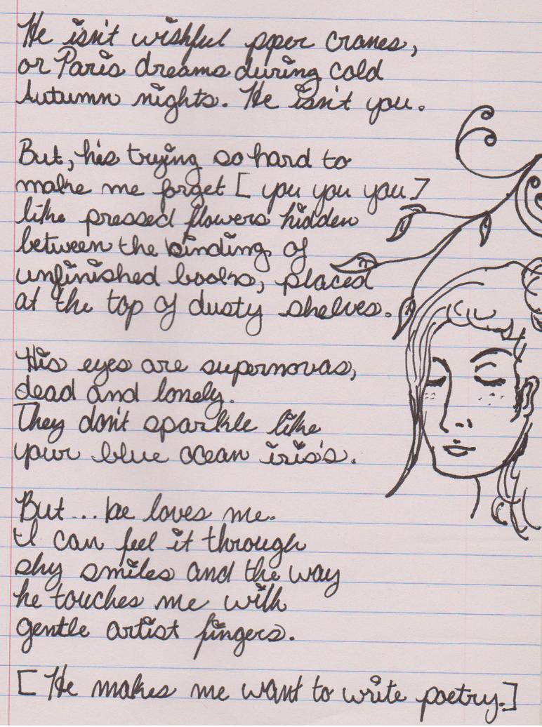 sad cutting poems - photo #27