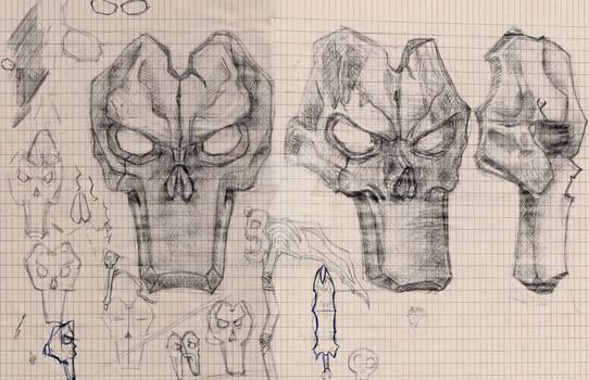 Darksiders II Death Mask