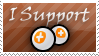 Support Points Stamp