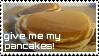 Pankcakes stamp by bigfunkychiken