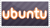 Ubuntu Stamp by bigfunkychiken
