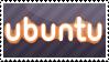 Ubuntu Stamp by bigfunkychiken