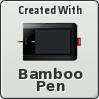 Created with Bamboo Pen