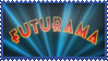 Futurama Stamp by bigfunkychiken