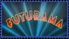 Futurama Stamp by bigfunkychiken
