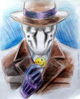 Rorschach by shaunriaz