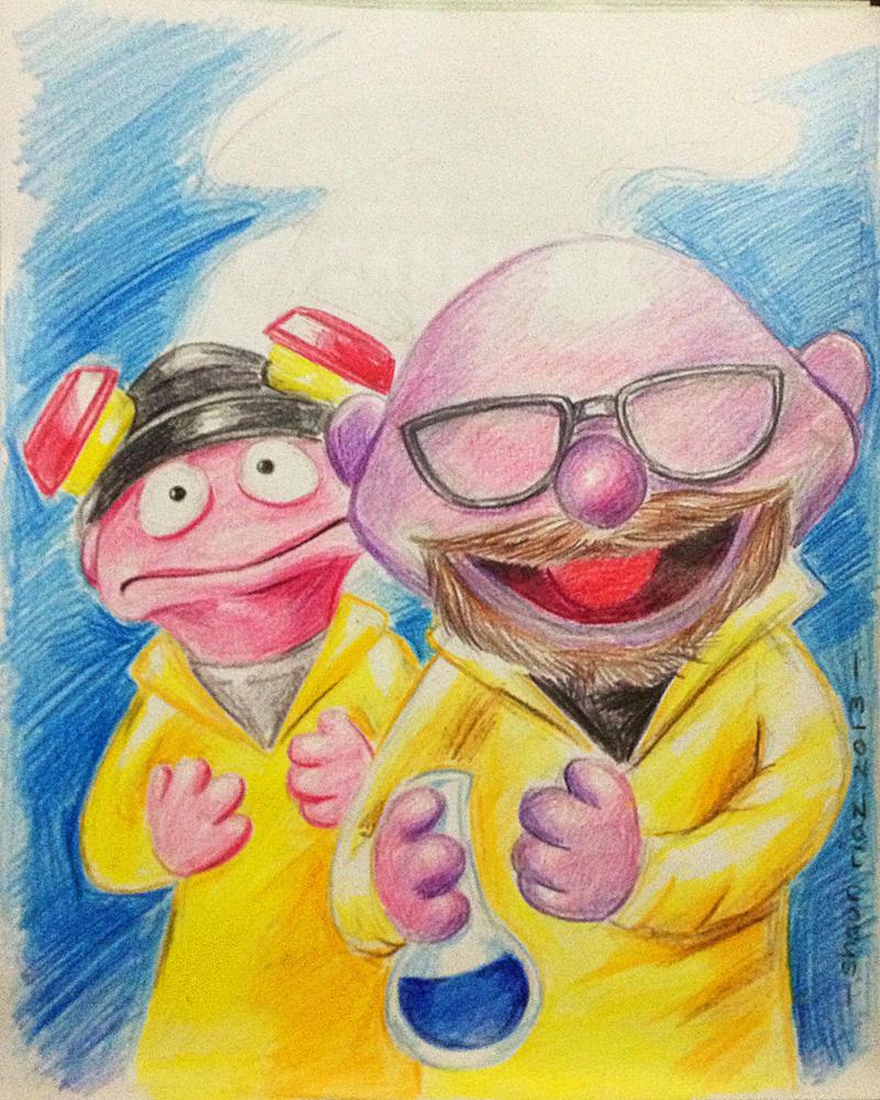 breaking bad muppet - photo #6