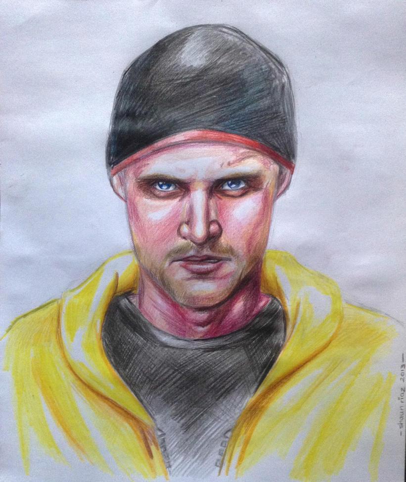 Jesse Pinkman by shaunriaz