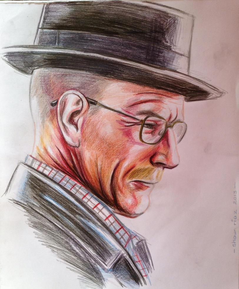 Heisenberg by shaunriaz