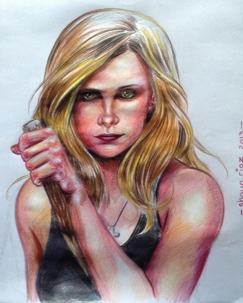 Buffy The Vampire Slayer by shaunriaz