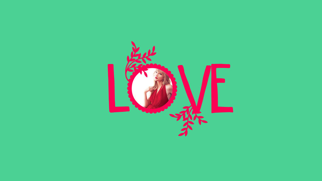 Simple Love Wallpaper For Mobile : Simple Wallpaper Love by beautifulhana on DeviantArt