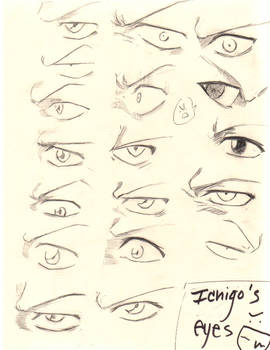bleach eyes