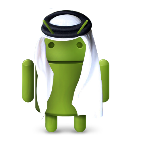 Arabic Android by BADAOUI