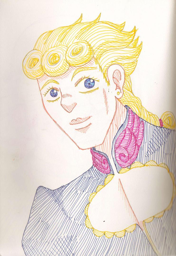 GioGio by MajesticIllusion