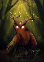 Owl Elemental