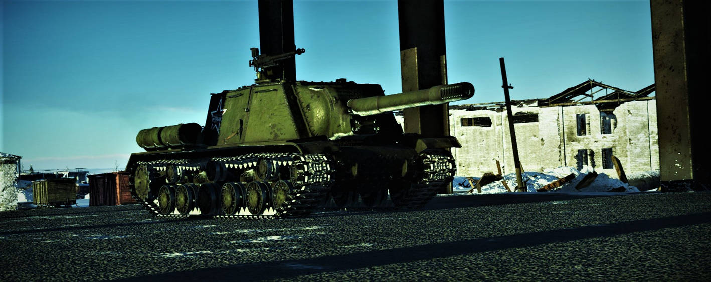 ISU-152 Wallpaper by jake987611 ...
