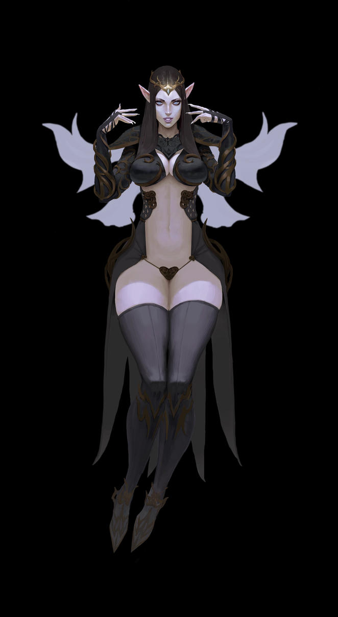 Goddess by ShadowForever