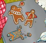 Spy's sapping my Cookies