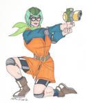 Chrono Trigger- Lucca