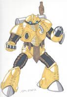 Chrono Trigger- Robo by RobertMacQuarrie1
