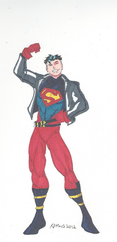 Superman- The Metropolis Kid by RobertMacQuarrie1 ...  sc 1 st  DeviantArt & Superman- The Metropolis Kid by RobertMacQuarrie1 on DeviantArt