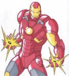 Iron Man Mark 7 Armor