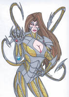 Witchblade by RobertMacQuarrie1
