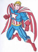 Superpatriot by RobertMacQuarrie1