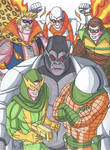 The Rogue Six