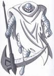 OCD- The Iron Reaper, the Arch Villain