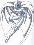 OCD- Dynawoman, the Supercharged Superheroine