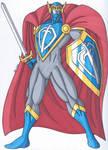 OCD- The Valiant Knight, the Noble Superhero
