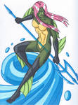 OCD- Seadragon the Aquatic Heroine
