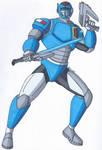 OCD- Metal Officer Colider