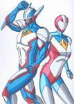 Toku OCD- Super Dimensional Warrior Maximizer